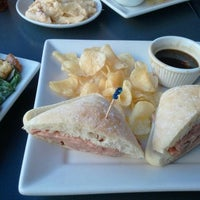 Photo taken at Lawry's Carvery by Stephanie G. on 7/20/2012