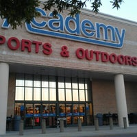 Photo taken at Academy Sports + Outdoors by Harold B. on 9/10/2012