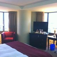 Photo taken at Parc 55 San Francisco - A Hilton Hotel by David M. on 4/11/2012