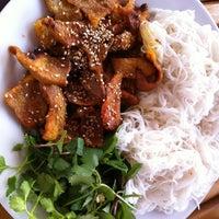 Photo taken at Ho Sen (Lotus restaurant) by Ondrej Z. on 4/29/2012