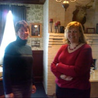Photo taken at Deer's Head Inn by Sarah W. on 5/1/2012