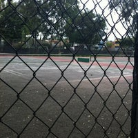 Photo taken at Cancha De Tenis Avante by Arturo R. on 8/6/2012