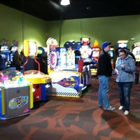 Photo taken at Strikerz Entertainment Center by Trent D. on 2/25/2012