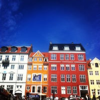 Photo taken at Nyhavnsbroen by Mark J. on 8/18/2012