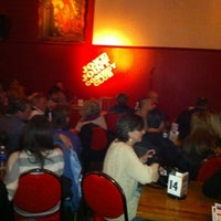 Photo taken at Joke Joint Comedy Club by Wendy M. on 2/19/2012