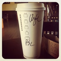 Photo taken at Starbucks by Kyle F. on 9/6/2012