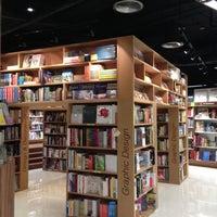 Photo taken at Asia Books by Siri P. on 4/19/2012