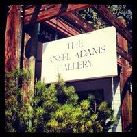 Photo taken at Ansel Adams Gallery by Jim G. on 8/19/2012
