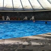 Photo taken at Marbella Resort by Leonardo R. on 4/6/2012