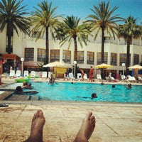 Photo taken at Ruspina Hotel by Sahbi Z. on 6/18/2012