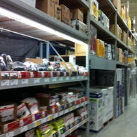 Photo taken at Lowe's Home Improvement by Jeff O. on 5/19/2012