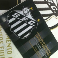 Photo taken at Conselho Deliberativo do Santos FC by Carlos R. on 2/27/2012