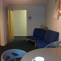 Photo taken at Kingfisher Court Halls of Residence, DMU by Zeynellll on 7/20/2012
