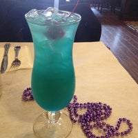 Photo taken at Bourbon Street Restaurant and Catering by Neesie B. on 3/25/2012
