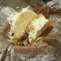Photo taken at Chipotle Mexican Grill by Zach M. on 3/8/2012