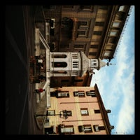 Photo taken at Piazza della Bollente by Saint Closis on 8/6/2012