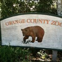 Photo taken at Orange County Zoo by Steve K. on 7/20/2012