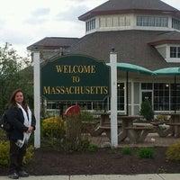 Photo taken at Masspike by Kenita M. on 4/21/2012