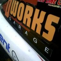 Photo taken at DWorks Garage by Poh H. on 3/19/2012