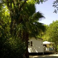 Photo taken at Camping la Sirene by Renate M. on 7/28/2012