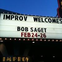 Photo taken at Ontario Improv Comedy Club by Nikita H. on 2/26/2012