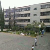 Photo taken at Escuela Superior de Turismo by Anyel S. on 8/20/2012