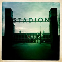 Photo taken at RheinEnergieStadion by Chris V. on 2/12/2012