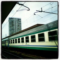 Photo taken at Stazione Rimini by 4lb3 on 5/9/2012