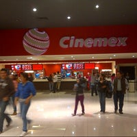 Photo taken at Cinemex Atlacomulco by A. N. on 7/26/2012