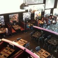 Photo taken at CBS Scene Restaurant & Bar by Ann M. on 2/21/2012