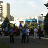 Photo taken at Дарницька районна в місті Києві державна адміністрація by Marinka P. on 8/23/2012