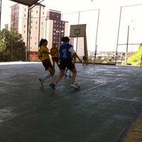 Photo taken at EE Prof Jair Toledo Xavier by Thiago on 8/28/2012