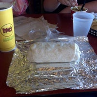 Photo taken at Moe's Southwest Grill by Brittany B. on 5/22/2012
