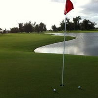Photo taken at Normandy Shores Golf Club by Ivan A. on 4/8/2012