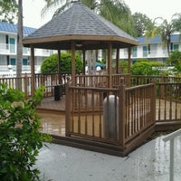 Photo taken at Days Inn & Suites Port Richey by Steven D. on 8/21/2012
