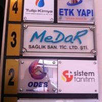 Photo taken at SİSTEM TANITIM by Umut G. on 4/20/2012