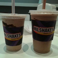 Photo taken at MilShakes by Verônica D. on 2/7/2012