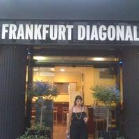 Photo taken at Frankfurt Diagonal by Rafael P. on 8/9/2012