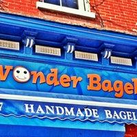 Photo taken at Wonder Bagels by Joseph W. on 6/20/2012