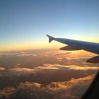 Photo taken at Brisbane Airport (BNE) by Kerri B. on 7/23/2012
