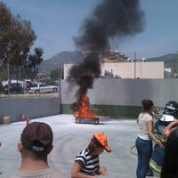Photo taken at Cercanías El Pinillo by Paula A. on 5/16/2012