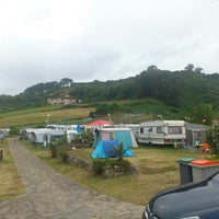 Photo taken at Camping De Perlora by Raquel L. on 8/14/2012
