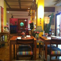 Foto tirada no(a) Obá Restaurante por Claudio em 6/14/2012