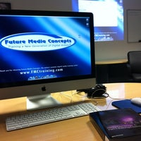 Photo taken at Future Media Concepts by Elizabeth M. on 8/27/2012