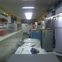 Photo taken at Atlanta Electronic Appliances by AdiTjondro D. on 8/21/2012