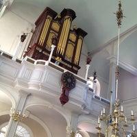 Photo prise au The Old North Church par Minyi C. le7/14/2012