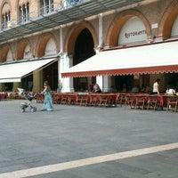 Photo taken at Piazza dei Signori by Vittorio A. on 9/5/2012