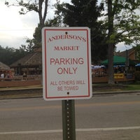 Photo taken at Andersons Market by Jewels (Linda) S. on 7/20/2012