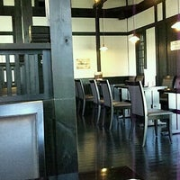 Photo taken at 珈琲屋らんぷ 津高茶屋店 by マサト 高. on 7/10/2012
