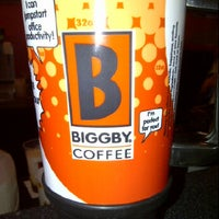Photo taken at BIGGBY COFFEE by justcorey. on 6/13/2012